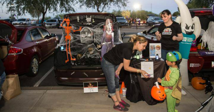 Queen Creek Trunk Or Treaters - Facebook