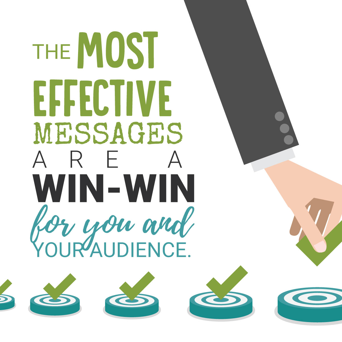 Most Effective Messages Win-Win For You And Audience - Eminent SEO