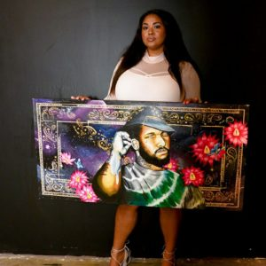 Antoinette Cauley - Hip Hop Artist - Eminent SEO Art Gallery