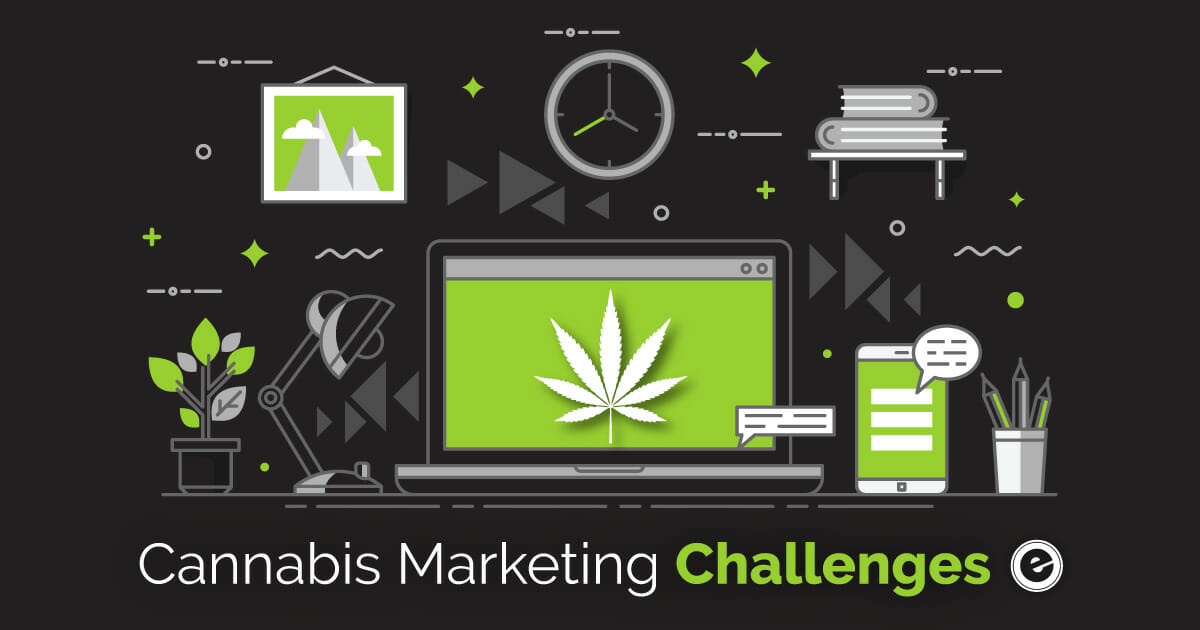 Cannabis Marketing Challenges Paid Advertising - Eminent SEO